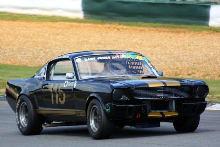Jerry Loftin. 65 Mustang