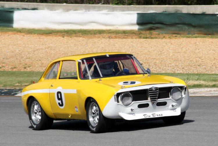 Erik Wood. 66 Alfa Romeo GTV
