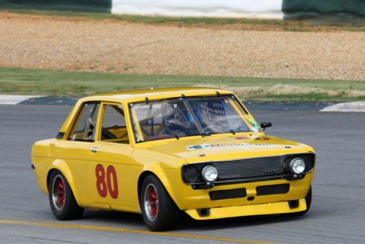 Darrell Fancher. 69 Datsun 510