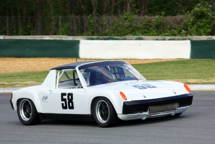 James Cullen. 70 Porsche 914.6