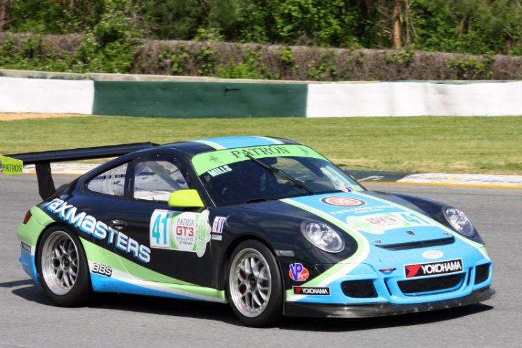 Michael Mills. 09 Porsche Cup