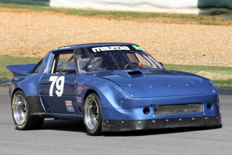 Tom Turner. 79 Mazda RX 7