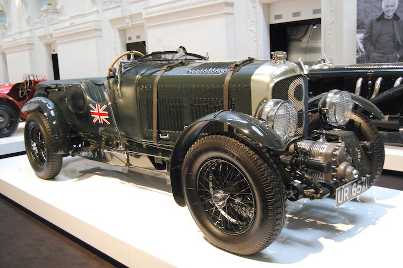 1929 Bentley Blower