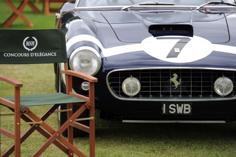1961 Ferrari 250 GT SWB Berlinetta Competizione, Chassis 2735, ex-Rob Walker and Stirling Moss