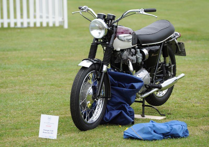 1967 Triumph T12R Bonneville