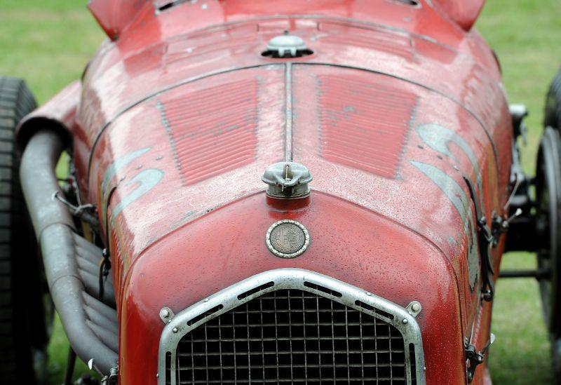 1932 Alfa Romeo Tipo B Don Lee Special