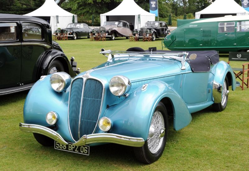 1937 Delahaye Competition Sport