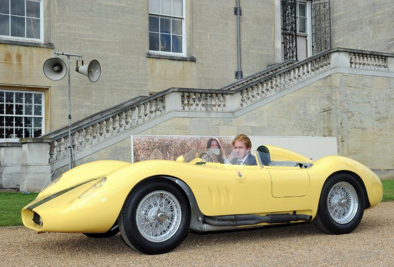 1956 Fantuzzi Maserati 200SI