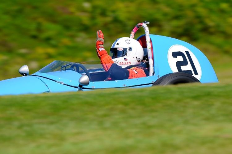 Bill Gelles- 1959 Stanquellini Formula Junior