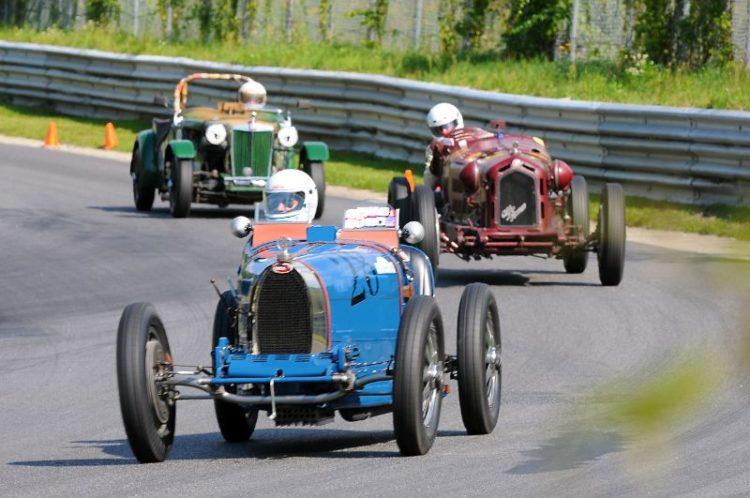 1925 Type 35 Bugatti, David Duthu.