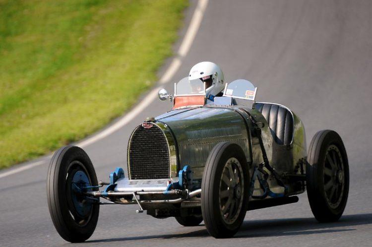 1930 Bugatti Type 35B, Geprge Davidson.