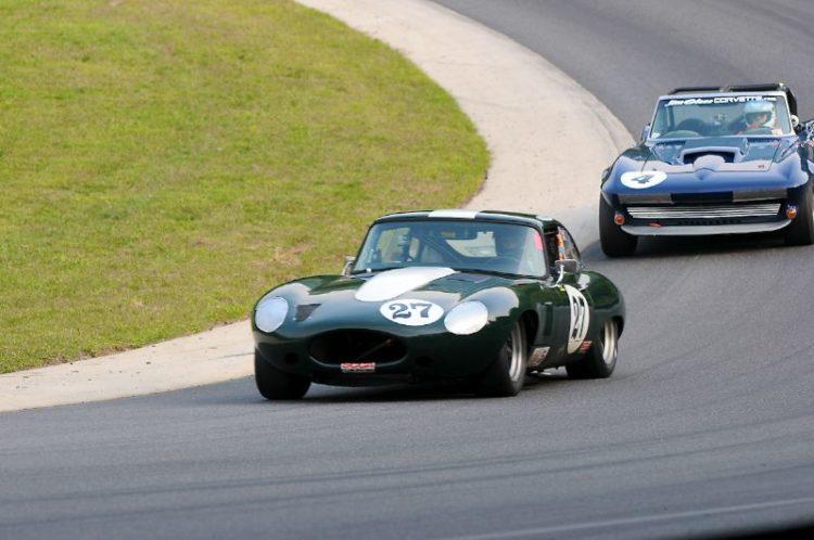 1962 Jaguar E-Type, Martin Hale.
