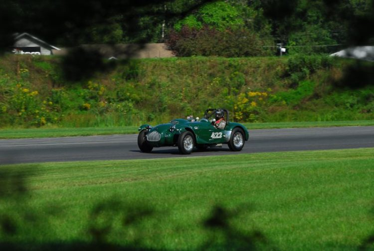 1954 Allard J2X - Herb Wetanson.