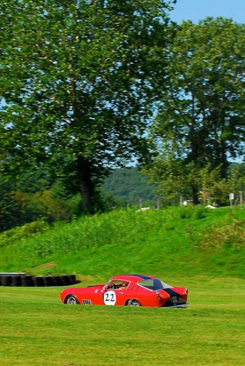 1958 Ferrari 250GT TDF, Bob Bodin.