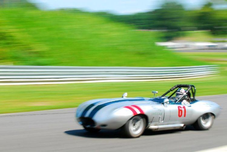 1967 Jaguar E-Type, Bob Herbert.