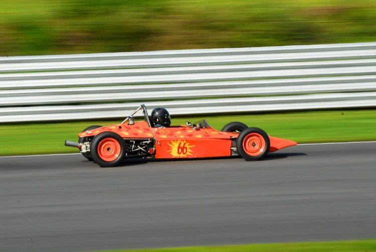 1966 Lotus 69 FF, Gail Stokes.