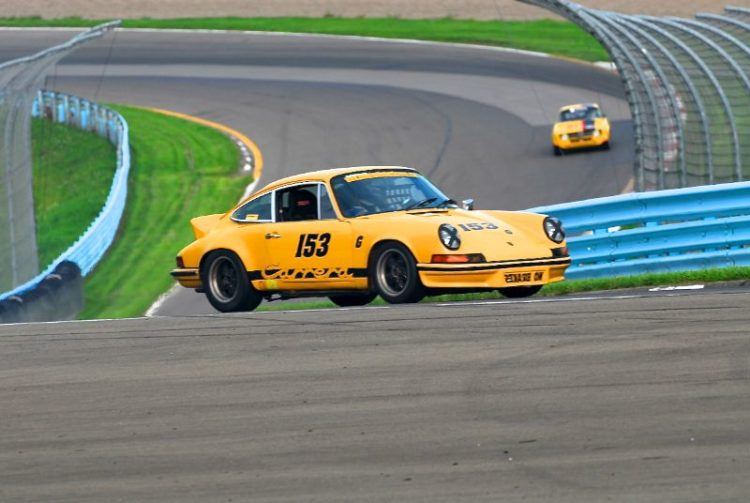1972 Porsche 911RS- Richard Dobush.