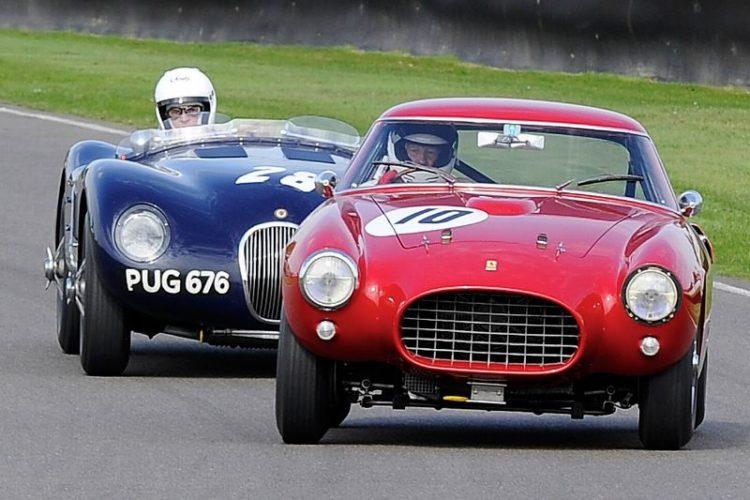 Ferrari 250 MM - David Franklin