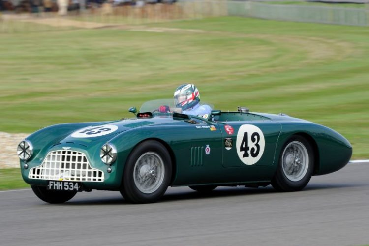 Aston Martin DB3 - Mark Midgley