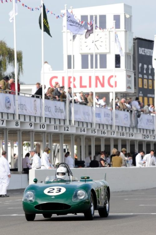RGS-Jaguar Atalanta - Tony Wood