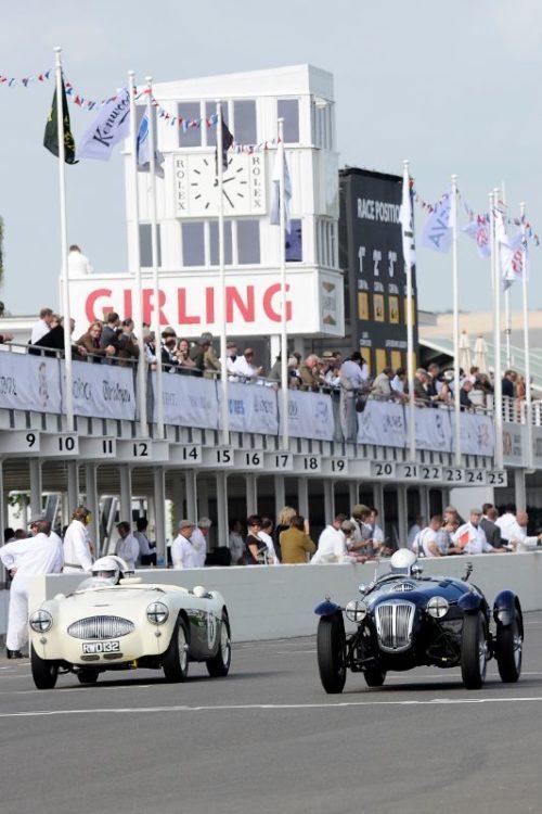 Frazer Nash Le Mans Replica - Holly Mason-Franchitti
