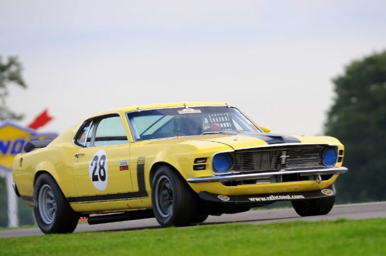 Tom Forgione- 1970 Mastang Boss 302.
