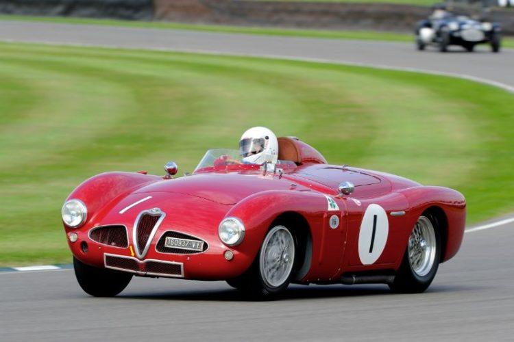 Alfa Romeo 3000 Disco Volante - Christopher Mann