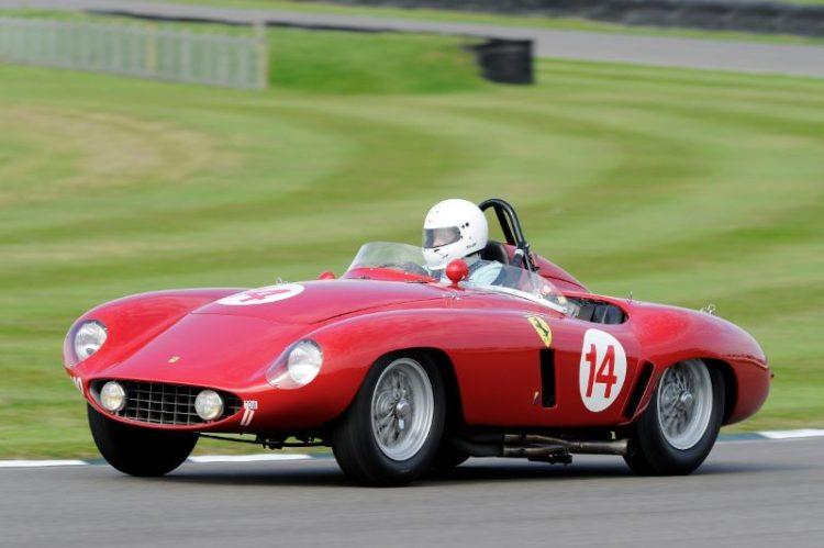 Ferrari 750 Monza - Richard Frankel