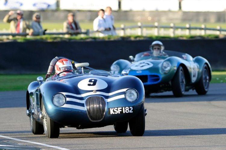 Jaguar C-Type - Steven Skipworth