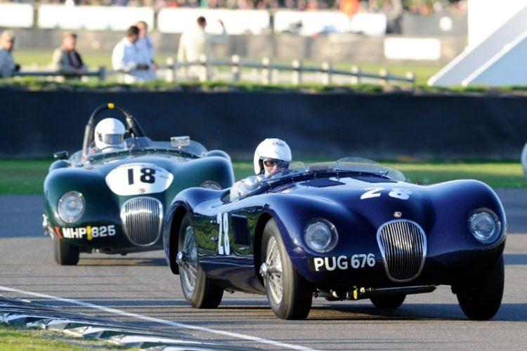 Jaguar C-Type - Ben Cussons
