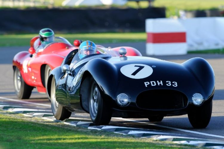Cooper-Jaguar T33 - Nick Wigley