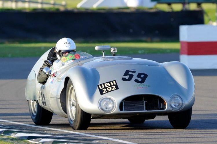 Cooper-Jaguar T33 - Derek Hood