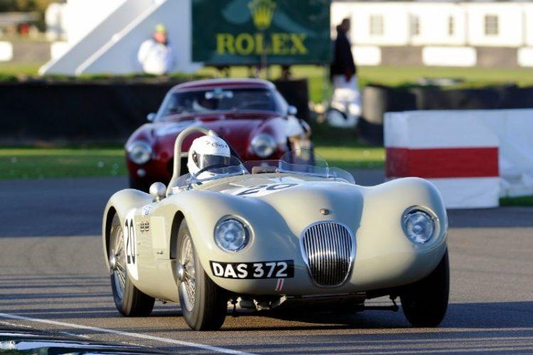 Jaguar C-Type - Chris Drake