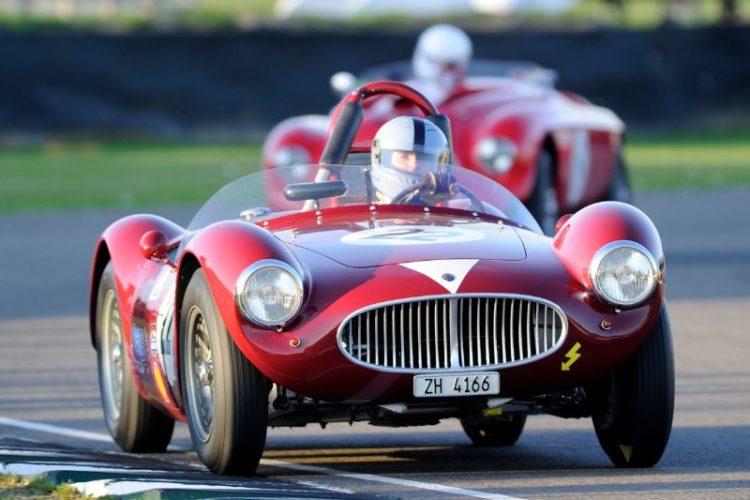 Maserati A6GCS - Lukas Huni