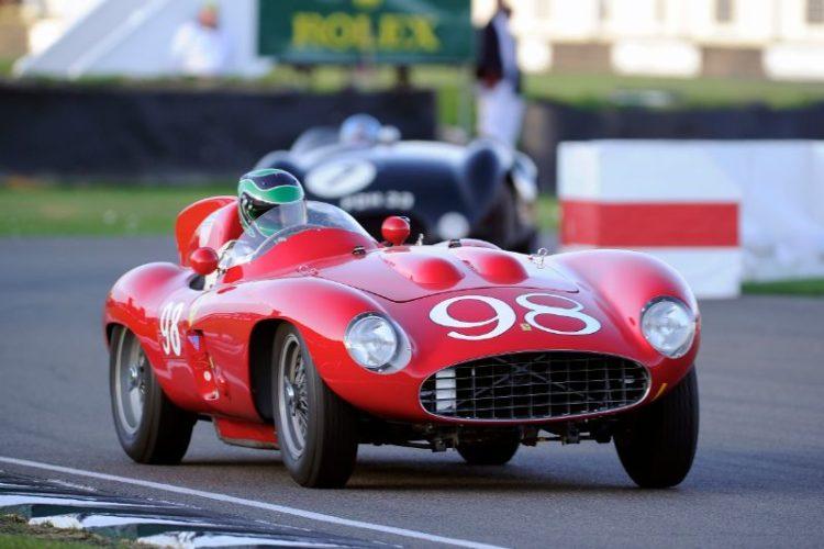 Ferrari 857S - James Cottingham
