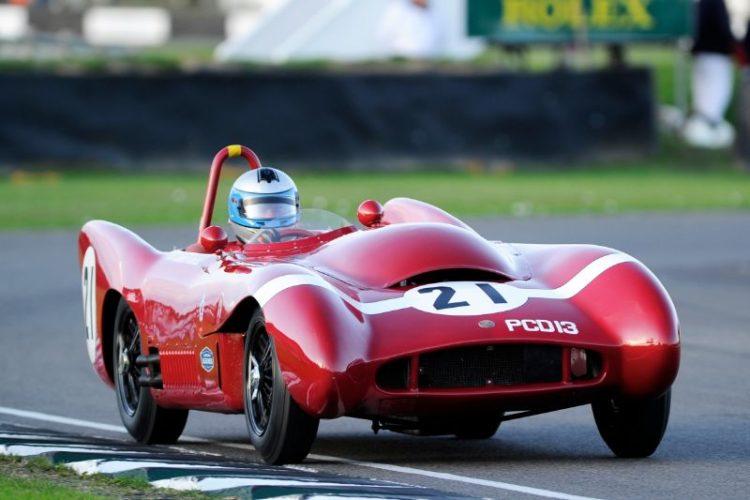 Lotus-Bristol Mk X - Nick Adams
