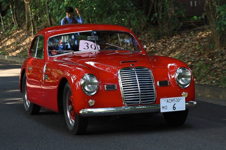 1950 Maserati A6 Pinin Farina