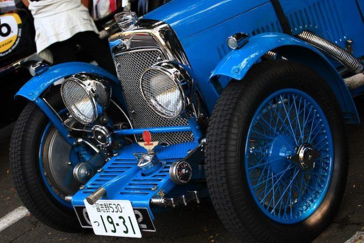 1931 Aston Martin Le Mans