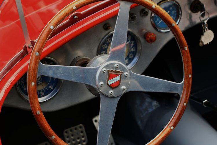 1954 Moretti 750 Sport