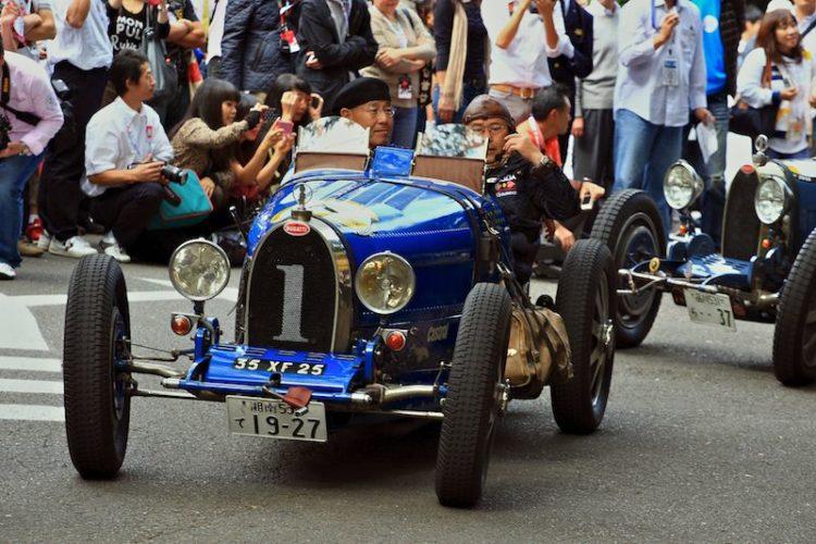 1927 Bugatti Type 35C