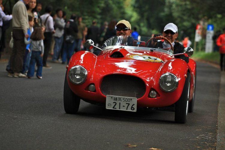1947 Fiat Farina Mille Miglia