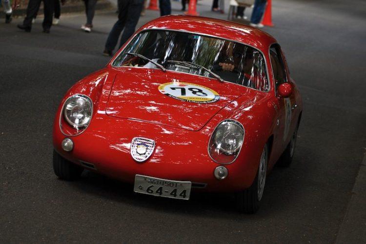 1959 Fiat Abarth 750 Record Monza
