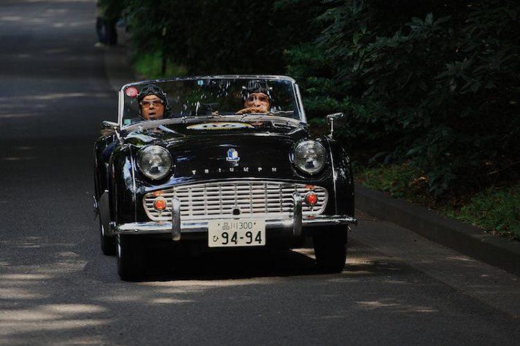 1963 Triumph TR3 B