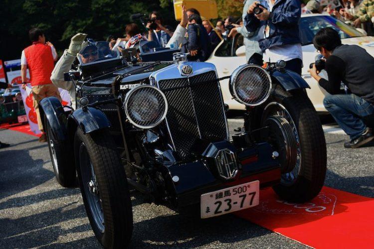 1933 MG Magna K
