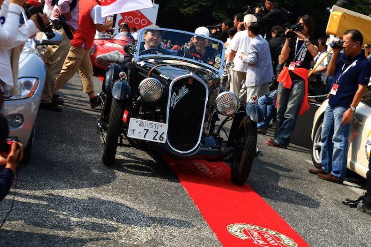 1935 Fiat 508S Balilla