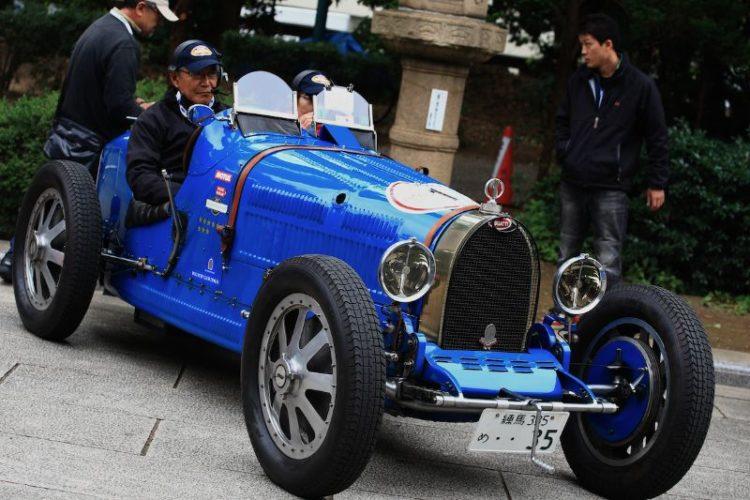 1925 Bugatti T35A