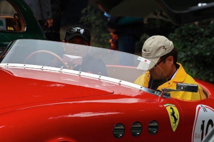 1951 Ferrari 340 America Vignale Spyder