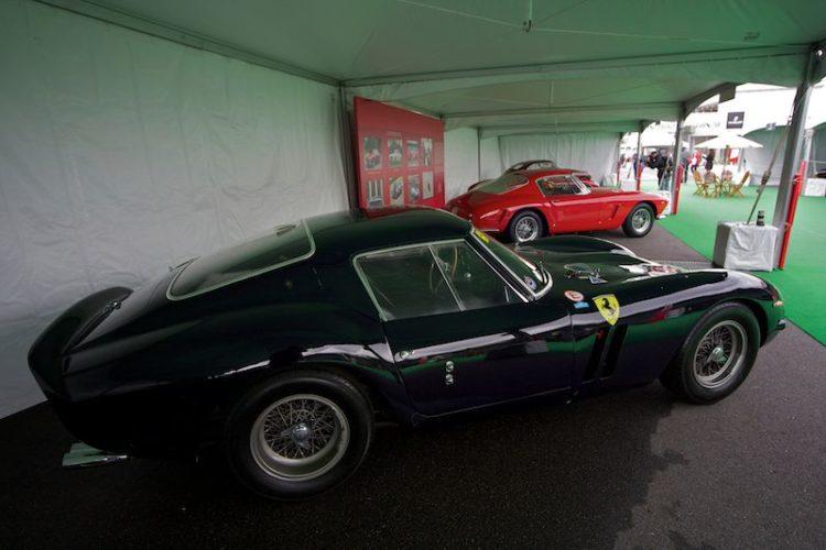 1963 Ferrari 250 GTO s/n 4219GT, Brandon Wang