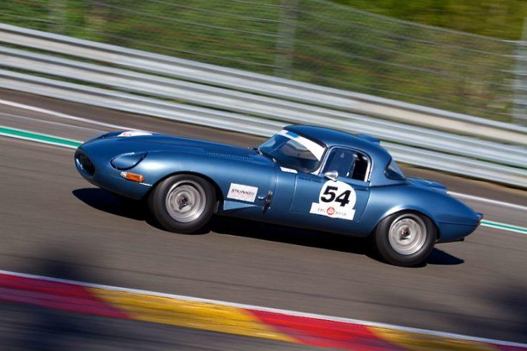 Jaguar E Type 1963