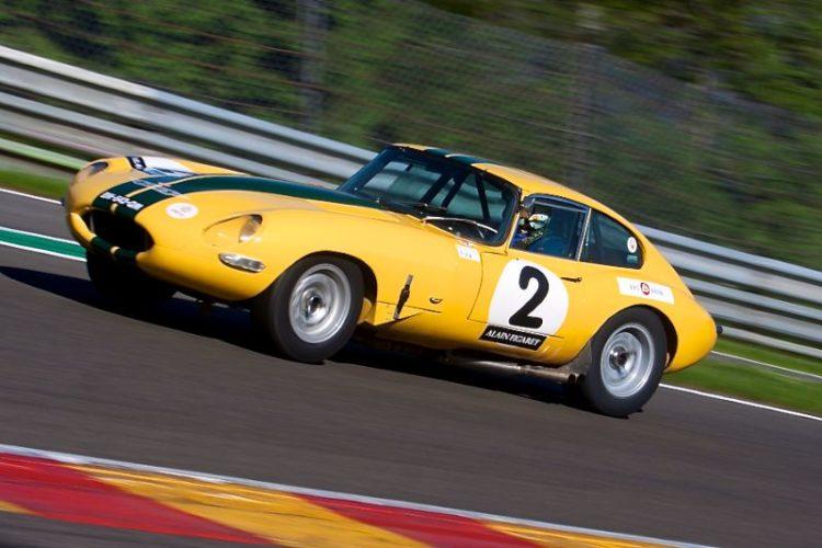 Jaguar E Type 1962